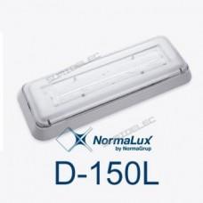 Varnostna led svetilka DUNNA D-150L (LED/11W, 1h, PS)