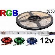 RGB LED trak IP65 za zunanjo in notranjo uporabo
