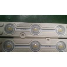 LED MODUL (5630) SAMSUNG 3 LED - zelo močna svetloba - hladno bela